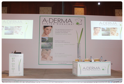 Aderma Launch Meeting Event